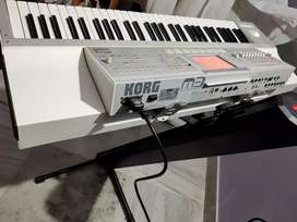 KORG M3(Expanded) Music Workstation in Excellent condition