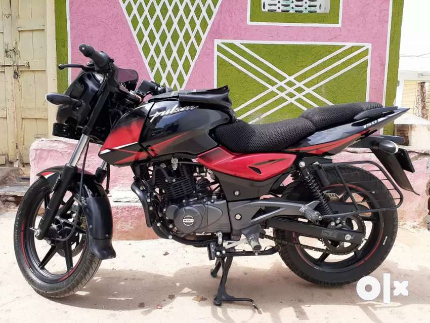 Pulsar 150 dual disc awesome condition 0