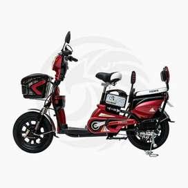 Sepeda Listrik Indobike Akasia Bisa kredit Promo DP mulai dari 10%