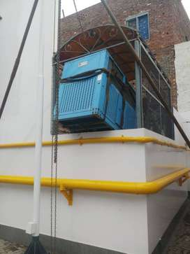 AIR COOL WATER CHILLER FOR SALE CAPACITY 10 HP (8.5) Ton