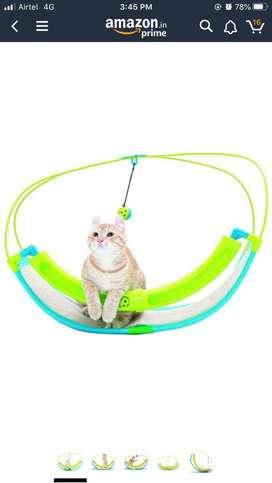 Cat Toy rocking Roller