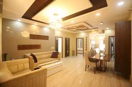 3 BHK Furnished Ready to Move Apartment in Zirakpur