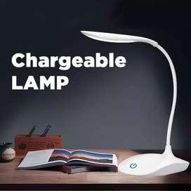 Lampu Meja / Lampu Belajar 14 LED 3 Mode sentuh model 2 Solo Micro