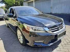 Honda ACCORD 2.4 VTIL MATIC 2013 HITAM KM RENDAH
