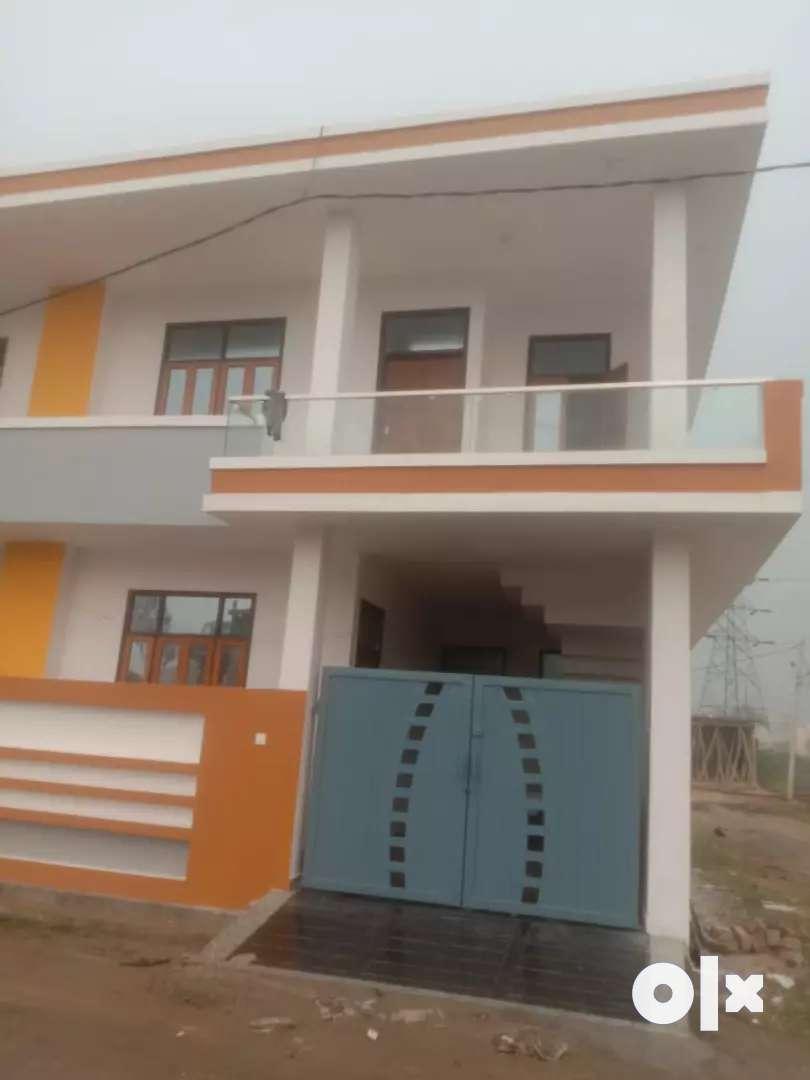 3Bhk,1000sqft House For Sale near Pgi Hospital in Charan Bhatta Road