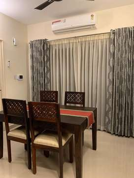 Fully Furnished & Air Conditioned 2 BHK Premium Apartment