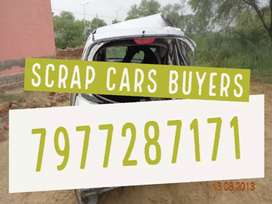 Ysys--- WE BUY ALL TYPES OF SCRAP CARS ACCIDENTAL CARS