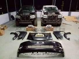 Fortuner Type1 to Type2 Conversion Kit