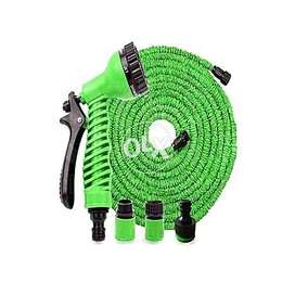 Magic Hose Expandable Water Pipe - 100Ft - Green-ws-43