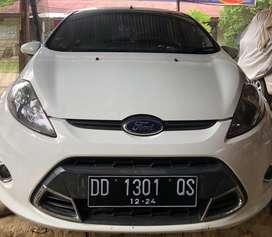 Ford Fiesta 1,6 Sport