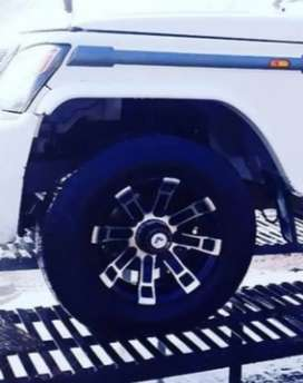 Bolero only wheels