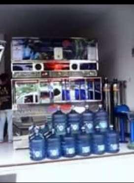 Paket depot air minum dari stainlees model terbaru