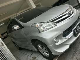 New Avanza 1.3 G Luxury Silver Manual 2015