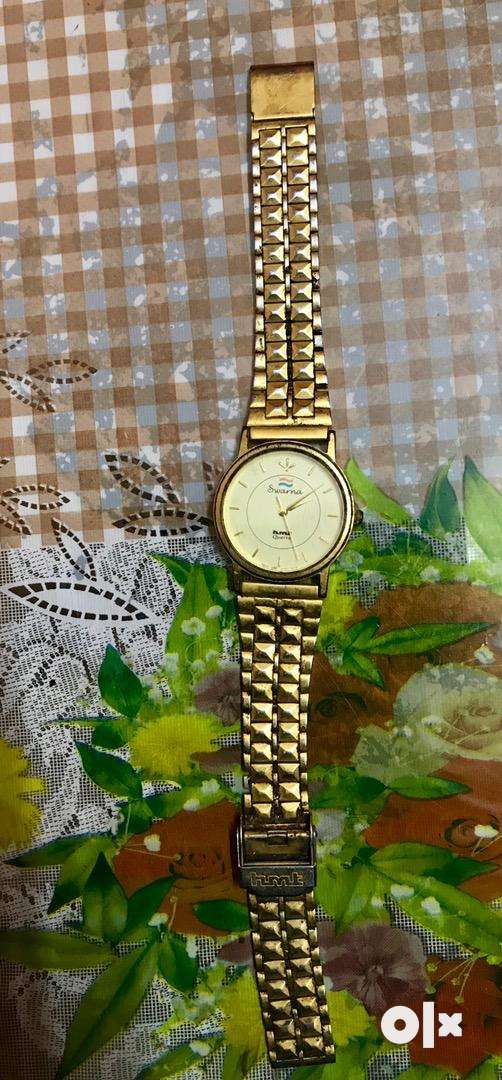 Hmt watch for men in a good condition 0