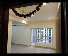 For rent 3 BHK apartment in Noida Extension semi furnished flat
