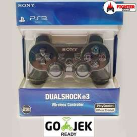 [READY GOJEK] Stik PS3 Wireless Dualshock3 Stick PS 3 Dualshock DS3