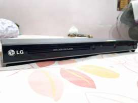 New LG dvd player with remote at just Rs 1800. With sd card support.