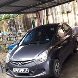 Well maintained Hyundai Eon era Plus model  October 2015