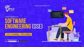1 year Diploma in Software Engineering (DSE)!