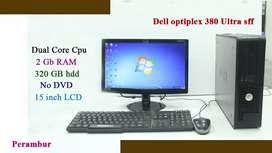 Dell BRANDED desktop sales