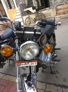 Yamaha RX 135 motorcycle