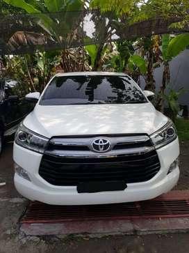 Toyota Innova V Diesel Matic 2017 improvment
