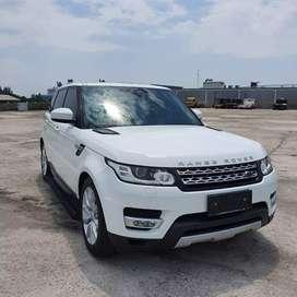 Range Rover Sport 3.0L HSE ATPM thn 2017 KM 8rb!!