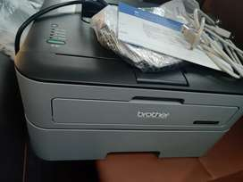 Brother 2321 d brand new