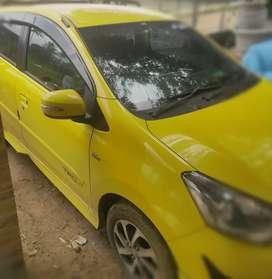 Toyota Agya G TRD Manual Kuning 2018 Kab Bandung III Samsat Rancaekek