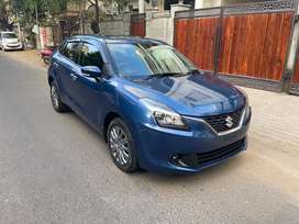 Maruti suzuki baleno alpha automatic better than swift polo jazz
