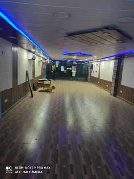 Ground floor approved shop Vasant Vihar 25 lacs only
