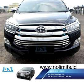 Front Grill All New Innova Reborn Chrome