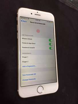 iPhone 6 64gb Condition 10/9 pta ok