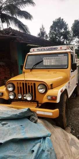 Mahindra turbo pickup 2007