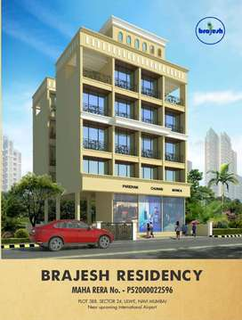 1BHK Starting @ 35 lakhs + Taxes , Ulwe Prime Location