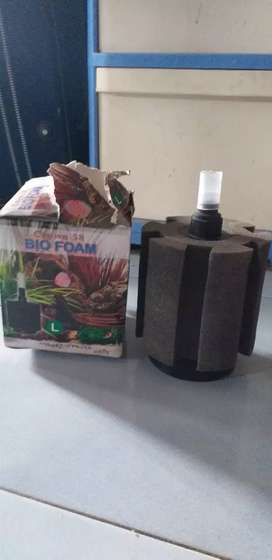 Aquarium filter bio foam crown 58 size L murah