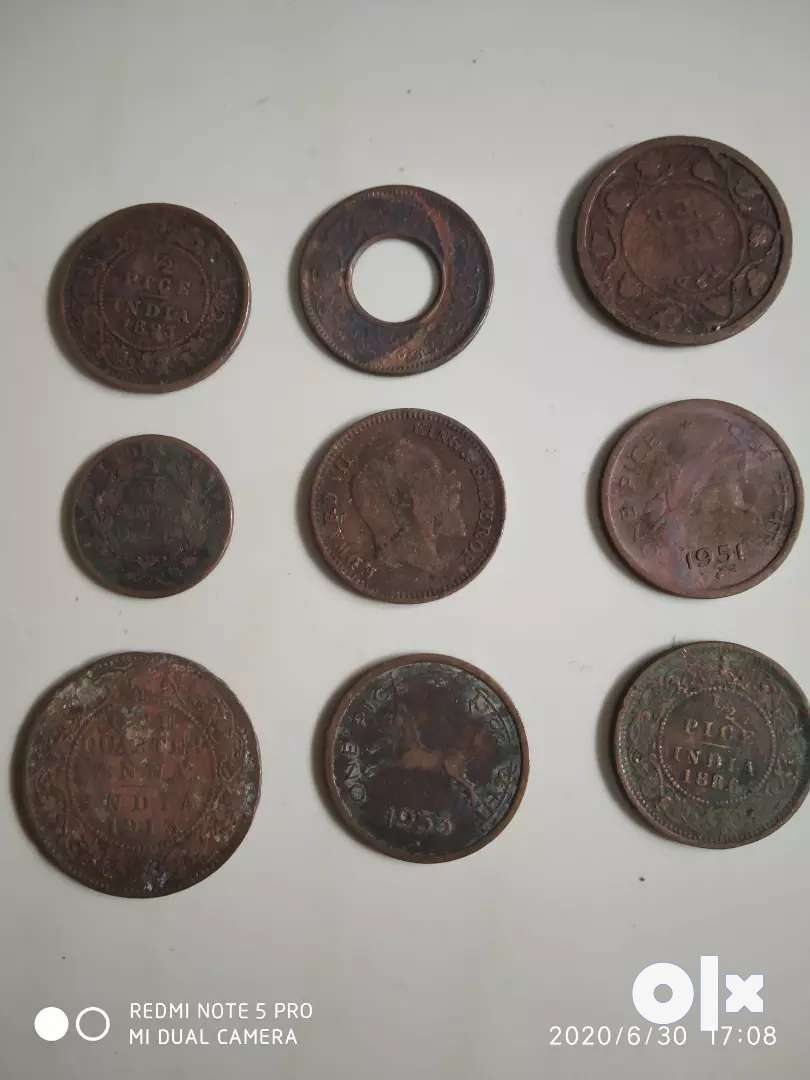 Antique coins 0