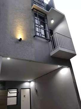 Rumah Minimalis Baru 2 Lantai Sisa 1 unit Di rawa belong/Palmerah