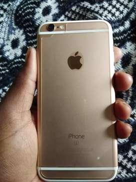 I, phone  6plus new condition