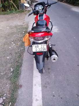 Good condition bike,papar all ok,milage 45