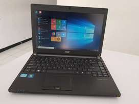 Acer Travelmate P633 seri bisnis core i5 ivybridge kenceng slim murah