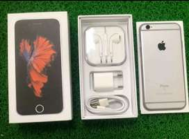 I phone 6s 64gb brand new just 1 week  days used