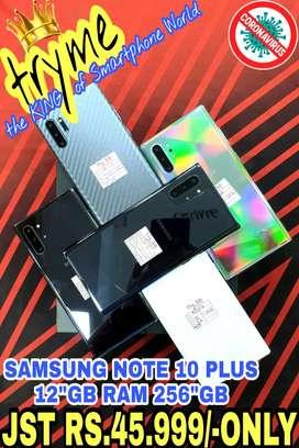TRYME 12GB Ram NOTE 10 PLUS,Full Kit Box