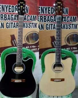Gitar akustik mahor