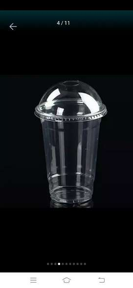 Disposible glass