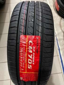 Ban Dunlop 205/55 R16 SP Sport LM705