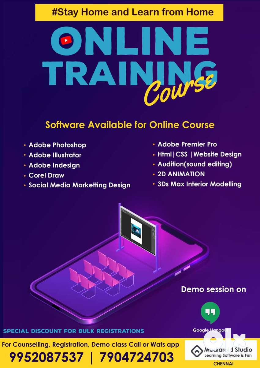 Online computer training course 0