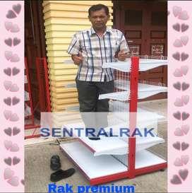 rak gondola minimarket indonesia sentralrak baja kuat