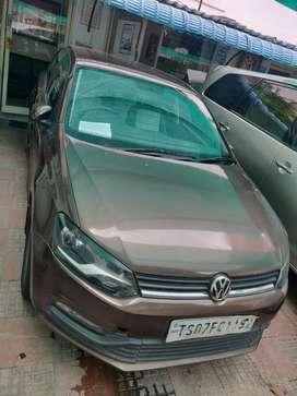 Volkswagen Polo Trendline Petrol, 2015, Petrol
