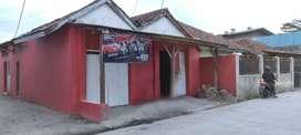 Dijual Ruko + Rumah Strategis Pisan di Nanjung